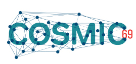 Cosmic69 Logo